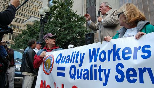 Unions reject Verizon bravado regarding end of strike