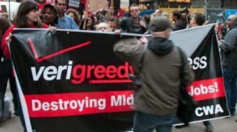 Verizon is tax deadbeat, report shows