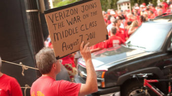 Unions reach agreement with Verizon