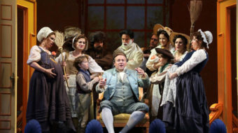 "Let them eat opera: ""The Ghosts of Versailles"""