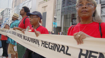 Chicagoans demand justice for victims of police crimes and torture