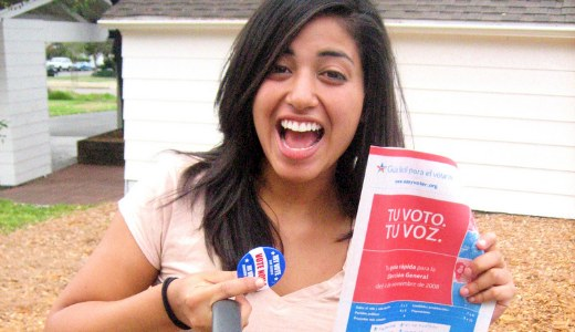 Power surge: Record number of Latinos voted in 2010
