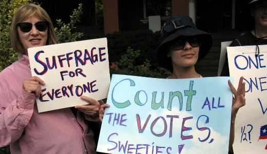 New Florida election rules would disenfranchise many