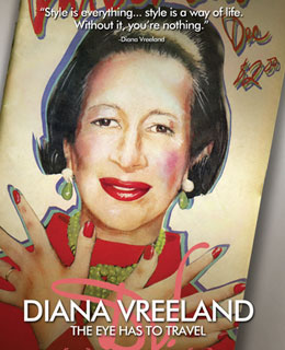 "Is fashion political? See ""Diana Vreeland"" and decide"