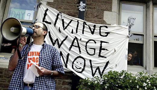 Obama's acting labor secretary calls for minimum wage hike