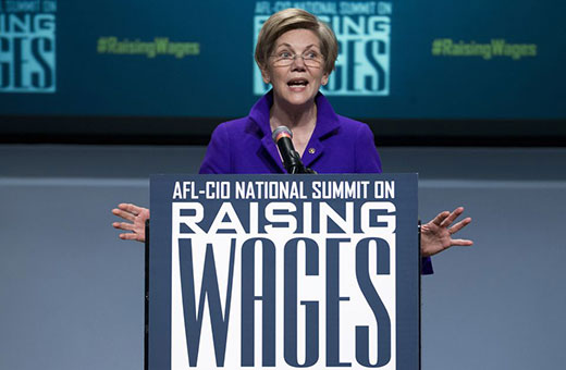 Raising wages agenda rolled out at AFL-CIO summit