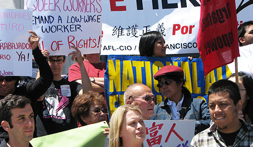 New report highlights wage theft, bad working conditions