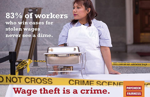 The steal of the century: ending wage theft in our time