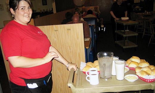 Florida's tipped workers could see their wages cut in half