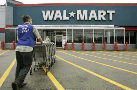 Walmart forces workers to pay for new uniforms