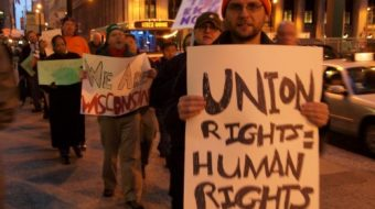 Scott Walker not welcome in Chicago (with video)