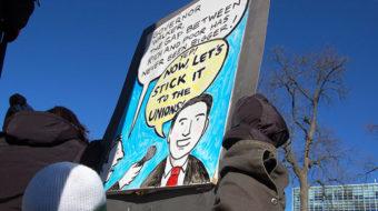 Recall Walker campaign races towards Jan. 17 deadline