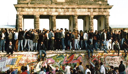 Why the Berlin Wall fell remains a relevant question today