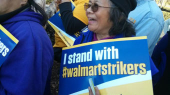 Walmart workers: When we fight, we win!