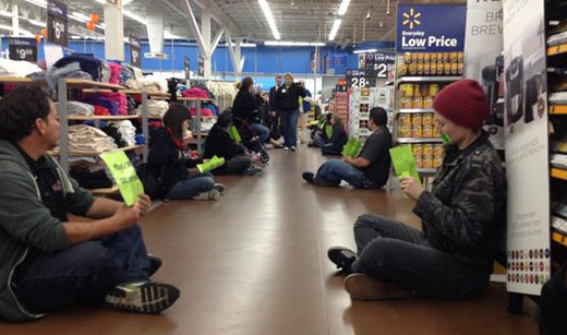 Wave of Black Friday protests expected to flood Walmarts next week