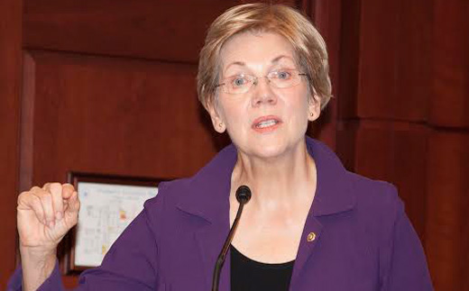 Elizabeth Warren rolls out women's economic agenda