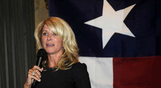 Texas forces Dem candidate for governor to file affidavit to vote