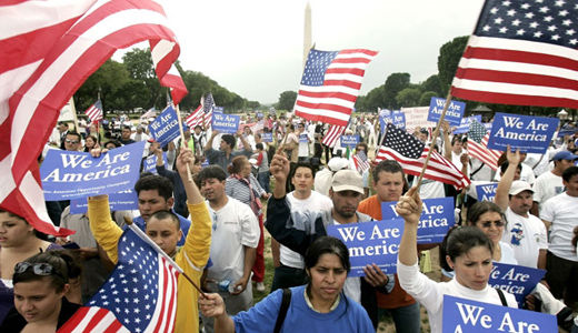 President's immigration action expands democracy, time to carry it forward