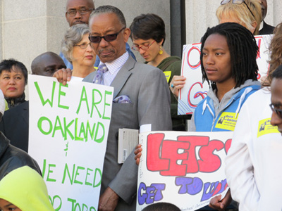 City Council funds jobs center for Oakland Army Base redevelopment