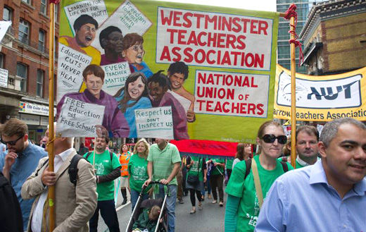 Education counter-revolution in England sounds awfully familiar