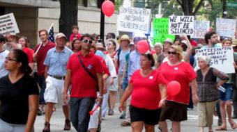 NAACP blasts court refusal to halt voter restrictions in North Carolina