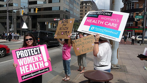 'Obamacare' means preventative care for women