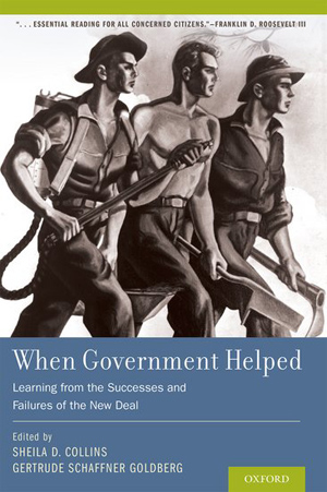 """When Government Helped"": Comparing FDR and Obama"