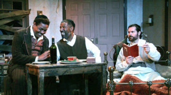 """A dramatic meditation on freedom: """"The Whipping Man"""""""
