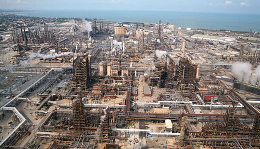 EPA zaps BP on air pollution