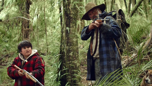 """Hunt for the Wilderpeople"": Outlandish outlaws in New Zealand's Maori bush"