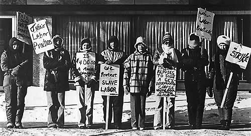 Today in Labor History: 33,000 end 69 day strike