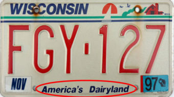 """Wisconsin moves from progressive """"dairyland"""" to """"plutocrats' paradise"""""""