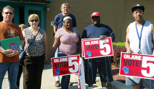 Wisconsin Walker recall battle close to dead heat
