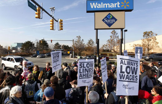 U.S. to prosecute Walmart for violation of workers' rights