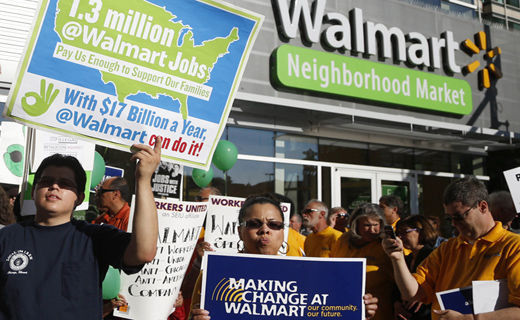 Walmart moms announce new strikes in 20 cities starting Friday