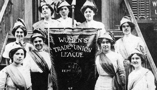Today in labor history: U.S. women organize trade union league