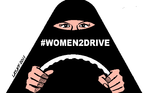 Today in history: Saudi women protest by driving cars