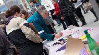 """""""Organize, organize, organize"""": 16,000 boost Women's Economic Agenda"""