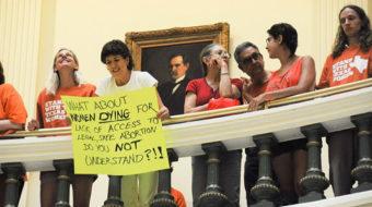 Texas Senate enacts harsh new anti-abortion laws