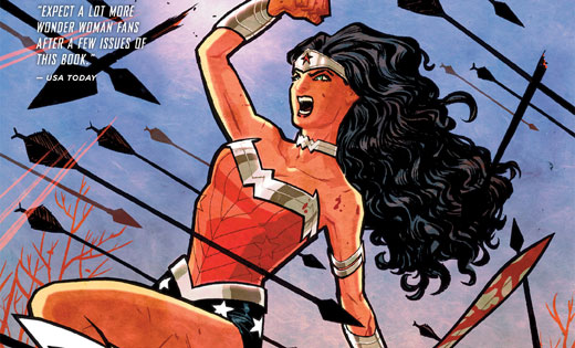 What does Wonder Woman mean for 2015?
