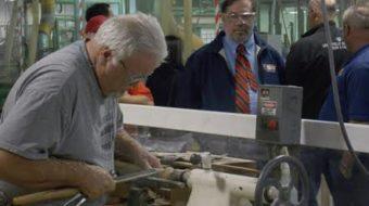 It's always baseball season for Steelworkers at Louisville Slugger