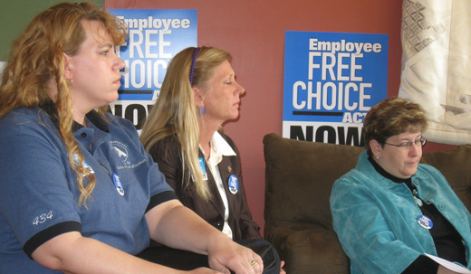 Groups issue call to action on Paycheck Fairness Act