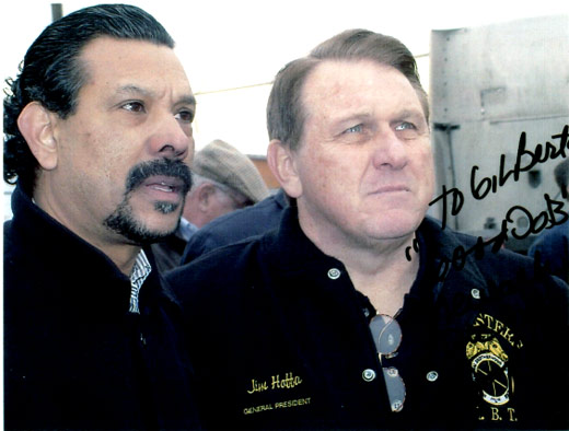 Teamsters, human rights groups demand justice for Gilberto Soto