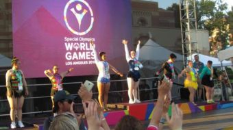 Some extraordinarily special Olympics days in Los Angeles