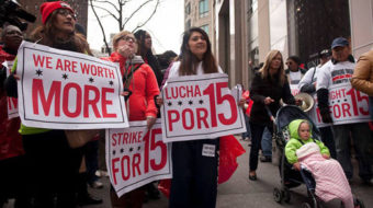 Fight for 15 announces largest nationwide strike ever