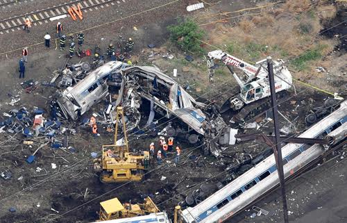 Underfunding, one-person crews share responsibility for deadly Amtrak crash