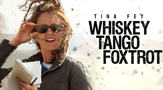 "Last tango in Kabul? ""Whiskey Tango Foxtrot"" and the embedded reporter"