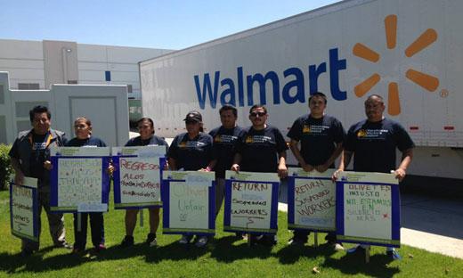 Walmart warehouse workers win $4.68 million settlement