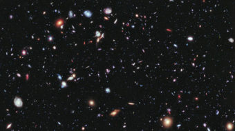 Hubble XDF catches the universe on camera