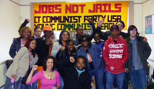 Youth delegates showcase growth at CPUSA conference